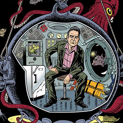 Simon Ecob - Comics - Viz - Morissey